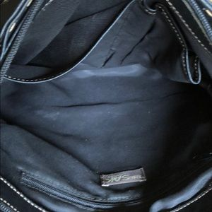 The Sak Bags - The Sak Small Black Zippered Tote